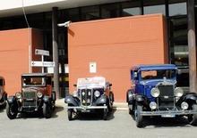 Riapre a Roma il Museo Storico della Motorizzazione Civile