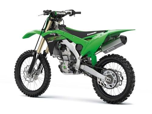 Kawasaki KX250 m.y. 2020: tante le novità (5)