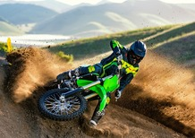 Kawasaki KX250 m.y. 2020: tante le novità