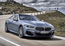 BMW Serie 8 Gran Coupé, la gamma è completa