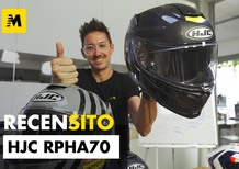 HJC RPHA 70. Recensito casco sport-touring