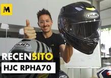 HJC RPHA 70. Recensito casco sport-touring
