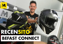 Befast Connect. Recensito casco modulare con interfono di serie