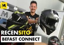 Befast Connect. Recensito casco modulare con interfono di serie