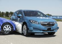 Idea ZF: l'airbag esterno [Video]