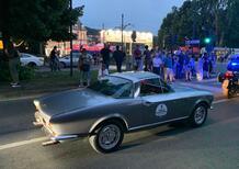 Parco Valentino 2019, con il penultimo capolavoro di Tom Tjaarda alla Super Car Parade