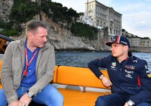 24h Le Mans, Aston Martin: Max Verstappen presto in gara su Valkyrie con papà Jos?