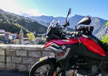 In Corsica con il Motoclub Polizia di Stato