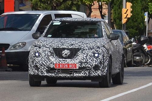 Nissan Juke 2020, le foto spia  (5)