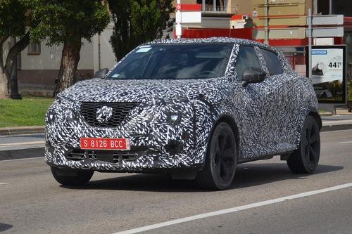 Nissan Juke 2020, le foto spia  (8)