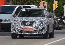 Nissan Juke 2020, le foto spia