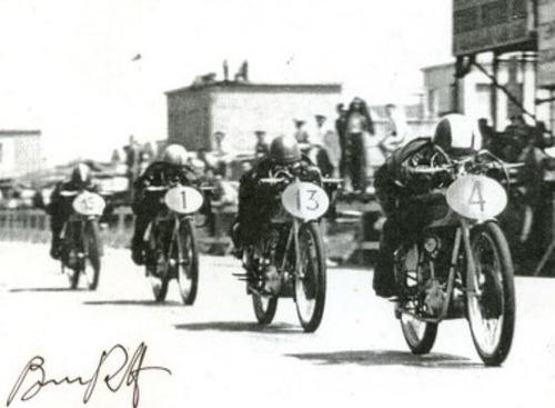 Bruno Ruffo e il primo titolo mondiale Moto Guzzi nella velocità (5)