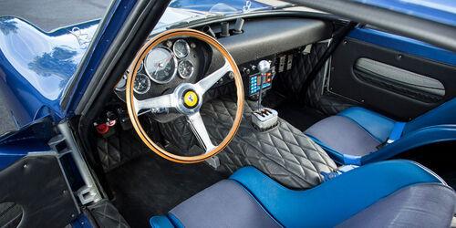 """La Ferrari 250 GTO è """"opera d'arte"""". Così il Cavallino si difende in tribunale dalle imitazioni (4)"""