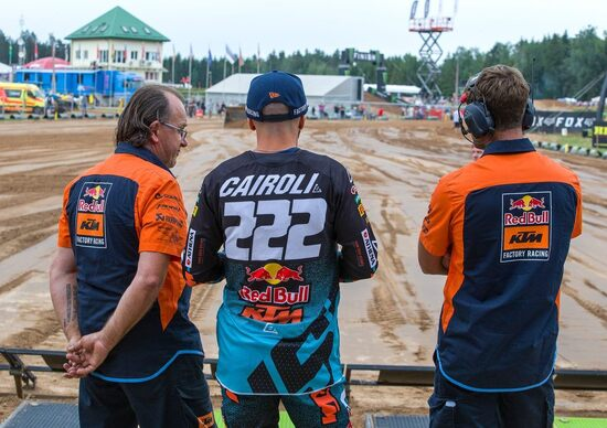 MX 2019. Cairoli out in Germania