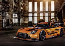 Mercedes-AMG GT3 2020, più robusta ed economica