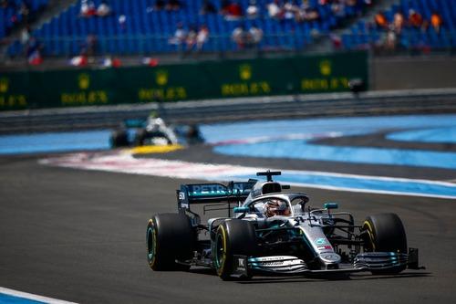 F1, GP Francia 2019: doppietta Mercedes, ma che noia