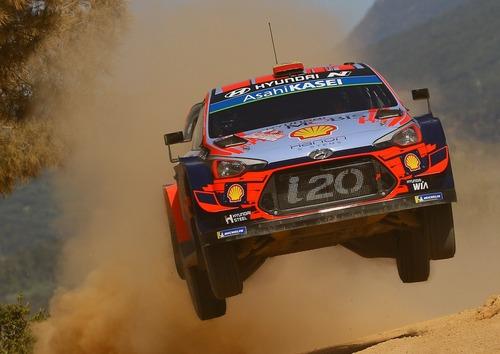 WRC 2019: Rally Sardegna, le foto più belle (8)