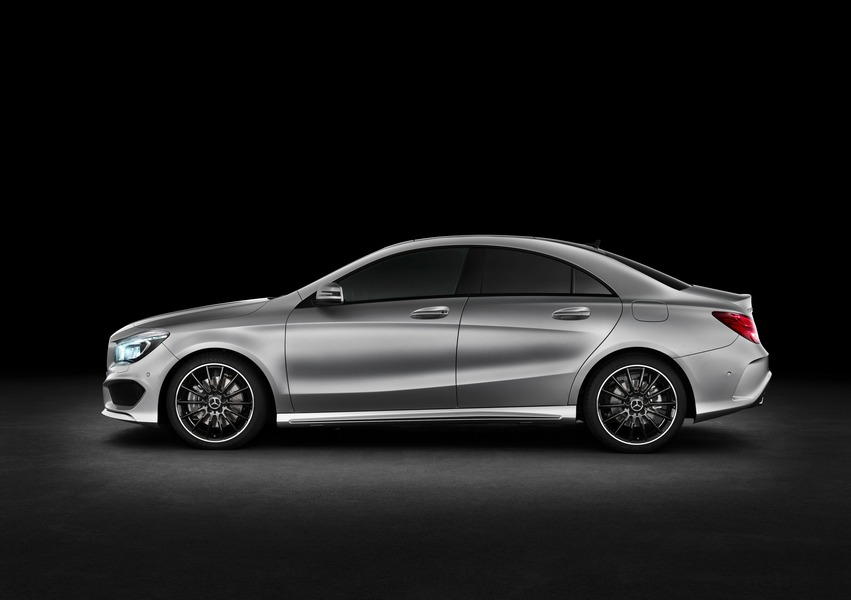 Mercedes-Benz CLA 200 Automatic Sport (2)