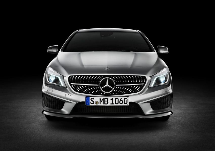 Mercedes-Benz CLA 180 Executive (3)