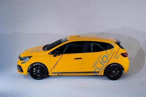 Renault Clio: Cup, Rally ed RX 2020 in un'auto sola (3)