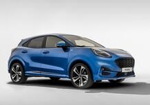 Ford Puma 2019: il nuovo crossover in anteprima mondiale [Foto e video]