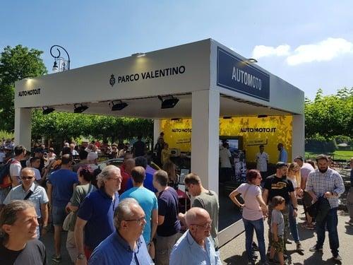 Parco Valentino 2019: pillole di Motor Show open a Torino (7)
