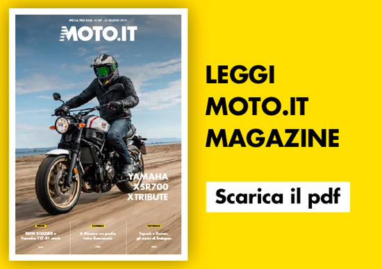 Magazine n° 387, scarica e leggi il meglio di Moto.it