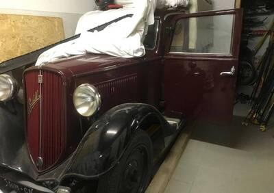 508 Balilla d'epoca del 1932 a Dobbiaco/Toblach