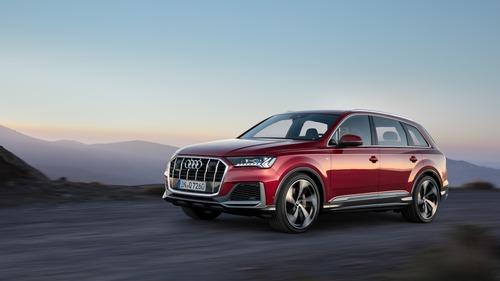 Audi Q7 restyling, ecco cosa cambia