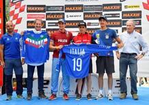 Maglia Azzurra FMI 2019 al GP d'Italia