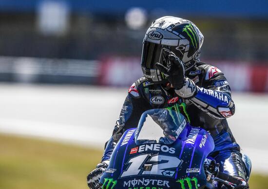 MotoGP 2019 ad Assen, trionfo di Maverick Vinales