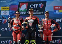 CIV 2019. A Imola doppietta di Savadori in Superbike
