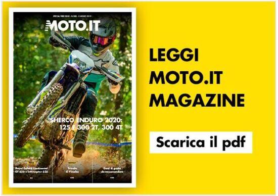 Magazine n° 388, scarica e leggi il meglio di Moto.it