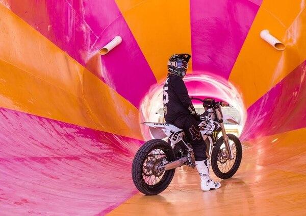 Josh Hill: urban rider