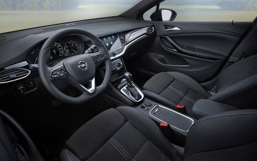 Opel Astra restyling, la più efficiente di sempre (2)