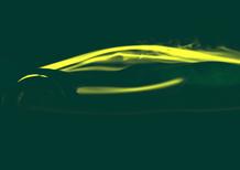 Lotus Evija, si chiama così la hypercar elettrica