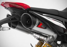 Scarichi Zard per la Ducati Hypermotard 950