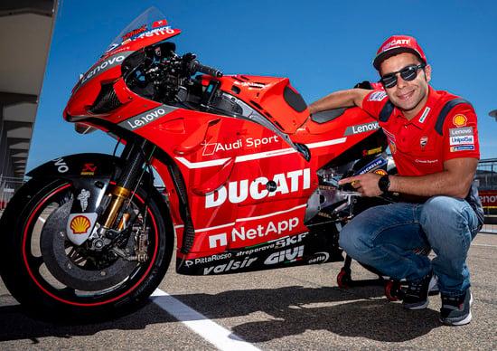 MotoGP: Petrucci e Ducati insieme anche nel 2020