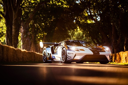 Ford GT MKII, debutto a Goodwood (9)