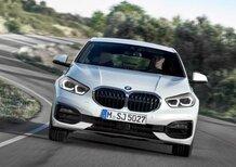 Listini 2019, BMW Serie 1: si parte da 28.100 euro