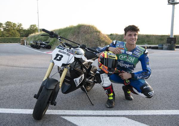 Galliano Park, la prima pista per pitbike elettriche