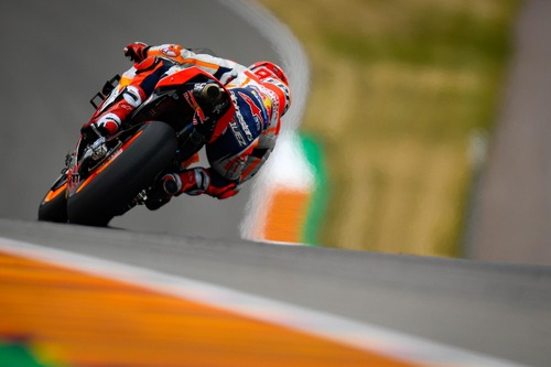 MotoGP 2019. Márquez è il più veloce nelle FP2 in Germania