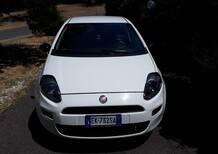 Fiat Punto 1.3 MJT II S&S 95 CV 5 porte Easy del 2012 usata a Monte Porzio Catone