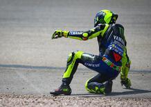 MotoGP 2019 al Sachsenring. Rossi: Una scossa? No, dobbiamo far funzionare le cose così
