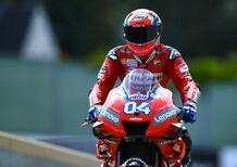 Ducati, al Sachsenring è crisi nera. Dovizioso: Problemi mai considerati