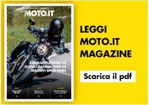 Magazine n° 389, scarica e leggi il meglio di Moto.it