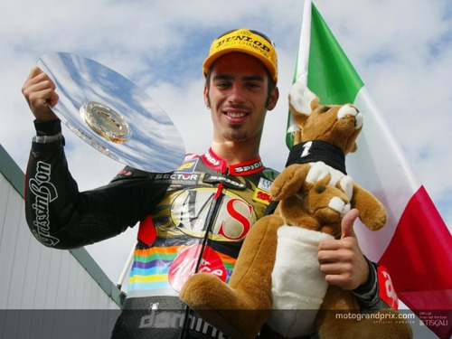 Marco Melandri, la carriera in MotoGP e SBK (3)