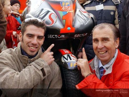 Marco Melandri, la carriera in MotoGP e SBK (4)