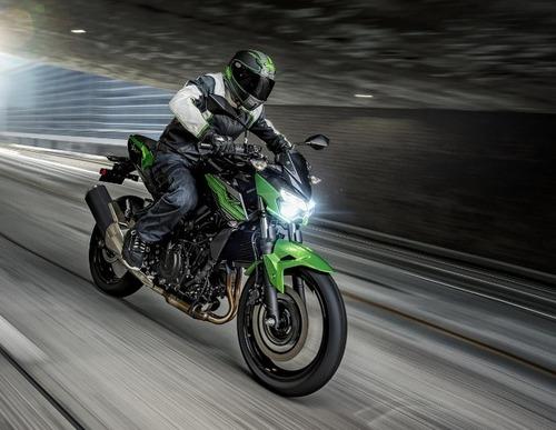 Kawasaki Z400, ecco la versione 2020 (7)