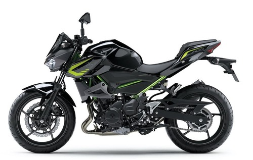 Kawasaki Z400, ecco la versione 2020 (3)